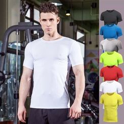 FoxFlair - Short-Sleeved Training T-Shirt