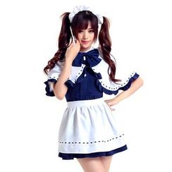 Lemon Bar - Ruffle Maid Cosplay Costume