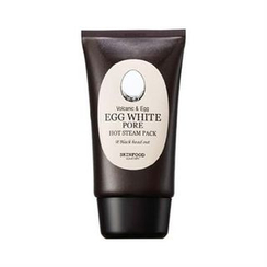 Skinfood - Egg White Pore Hot Steam Pack 100g