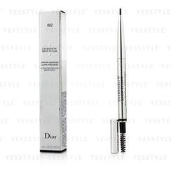 Christian Dior - Diorshow Brow Styler Ultra-Fine Precision Brow Pencil - # 002 Universal Dark Brown