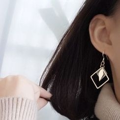 Calypso - Non-matching Scallop Ear Cuffs