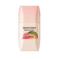 The Saem - Fruits Punch Peach Hand Cream 50ml