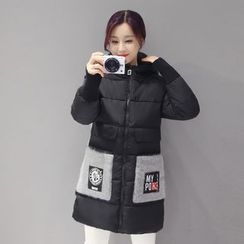 lilygirl - Long Padded Jacket
