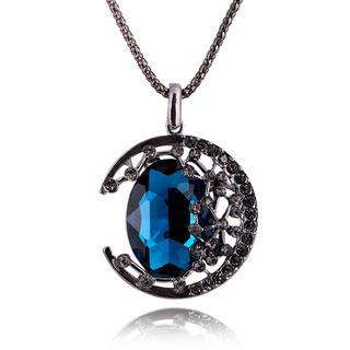 Best Jewellery - Jewel Moon Necklace