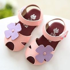 Luco - Kids Flower Sandals