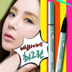 y.e.t - Me7 Waterproof Colorful Liner (#06 Green Choi)