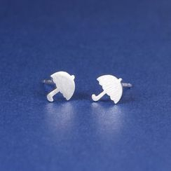 Zundiao - Sterling Silver Umbrella Studs