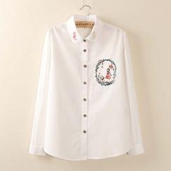 Tangi - Embroidered Shirt