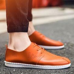Main Road - Perforated Sneakers