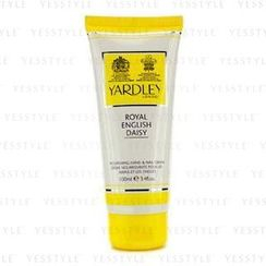 Yardley - Royal English Daisy Nourishing Hand and Nail Cream