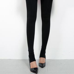 GUMZZI - Fleece-Lined Leggings