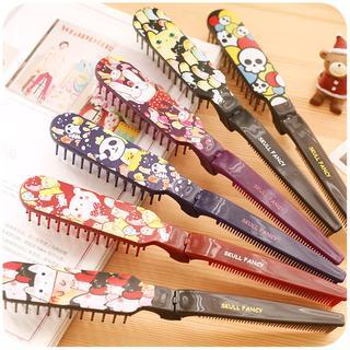 2 Way Foldable Hair Brush