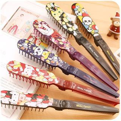 Momoi - 2 Way Foldable Hair Brush