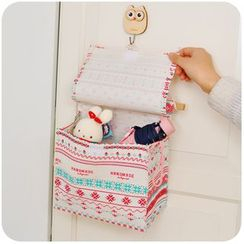 Momoi - Printed Hanging Storage Bag