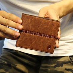 Brickhouse - Faux Leather Wallet