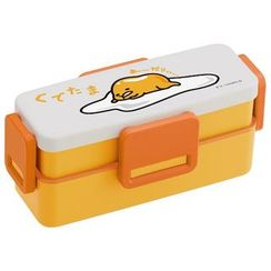 Skater - Gudetama 4 Lock Lunch Box 550ml