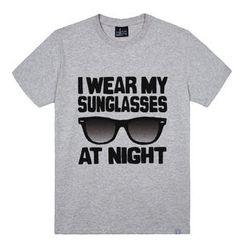 the shirts - Sunglasses Print T-Shirt