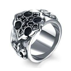 Tenri - Fleur-de-lis Ring