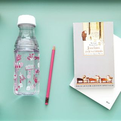 BABOSARANG - Illustration Tritan Water Bottle