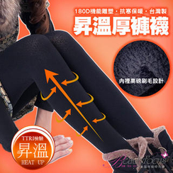Beauty Focus - Fleece-Lined Shaping Leggings