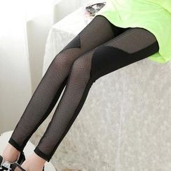 Kleggings - Mesh Leggings