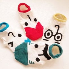 Cutesy Dream - 船袜四件套