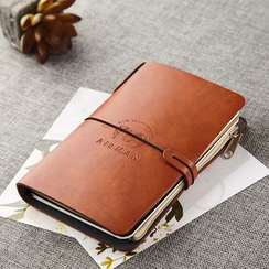 Show Home - Faux Leather Notebook (M)