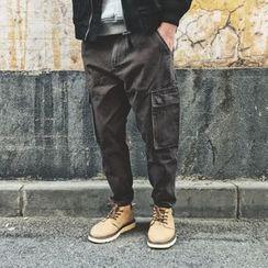 Milioner - Plain Cargo Pants
