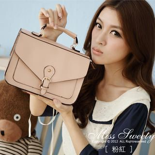Miss Sweety - Buckled Satchel