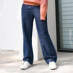 Haco Studio - Wide-Leg Jeans
