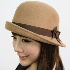 Hats 'n' Tales - Bow Cloche