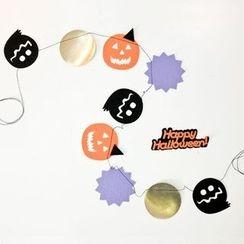 OH.LEELY - Halloween Garland
