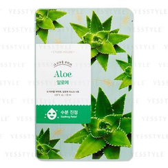 Etude House - New I Need You, Aloe! Mask Sheet