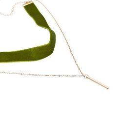 Seirios - Stick Drop Choker