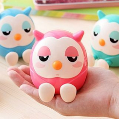 Good Living - Owl Mobile Stand and Coin Bank