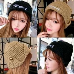 Pompabee - Lettering Beanie