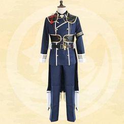 Comic Closet - Touken Ranbu Nakigitsune Cosplay Costume