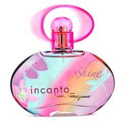 Salvatore Ferragamo - Incanto Shine Eau De Toilette Spray