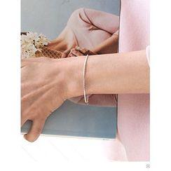 PINKROCKET - Silver Bracelet