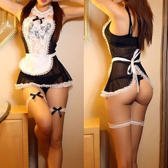 Cleopatra - Maid Lingerie Costume Set