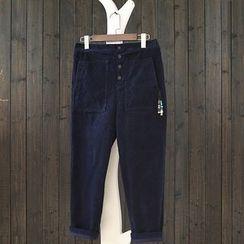 SASKIS - Corduroy Harem Pants