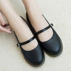 Sidewalk - Mary Jane Flats