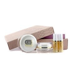 Sisley - Anti-Age Prestige Kit: Sisleya Global Anti-Age Cream 50ml+Sisleya Eye and Lips Contour Cream 15ml+Sisleya Elixir  5ml x 2