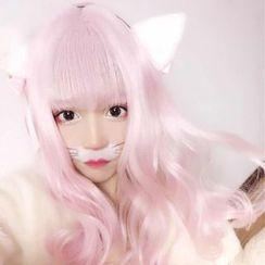 Princess Pea - 長款假髮 - 鬈髮