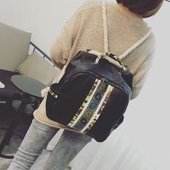 ETUU - Patterned Backpack