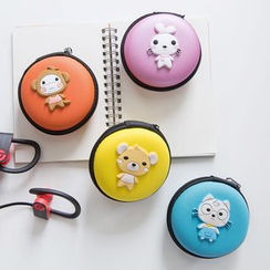 Home Simply - Cartoon Earphone Pouch