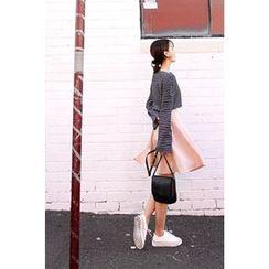 CHERRYKOKO - A-Line Flare Skirt