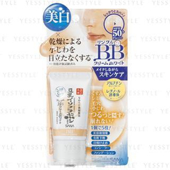 SANA - Soy Milk Brightening Wrinkle BB Cream SPF 50+ PA++++