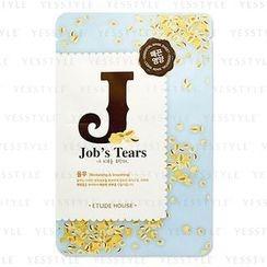 Etude House - I Need You, Job's Tears! Mask Sheet
