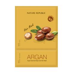 Nature Republic - Argan Essential Deep Care Hair Mask 1pc